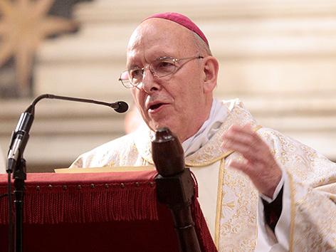 St. Pöltens Bischof Klaus Küng