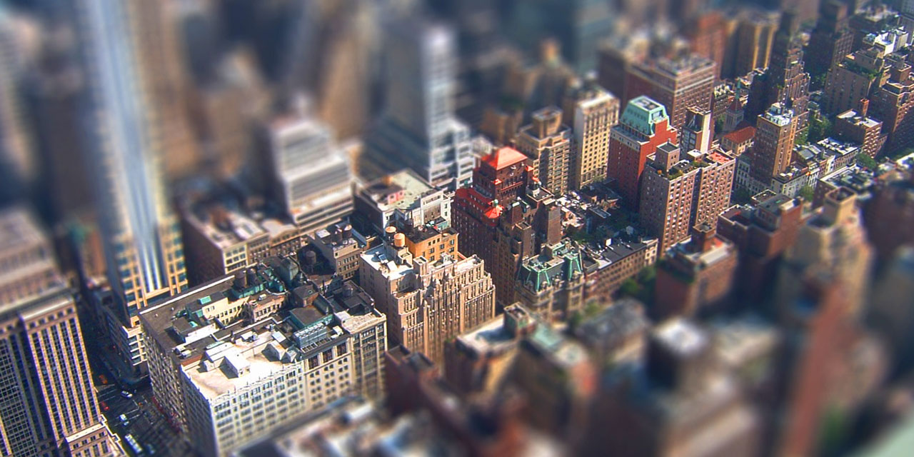 Manhatten in Miniaturansicht