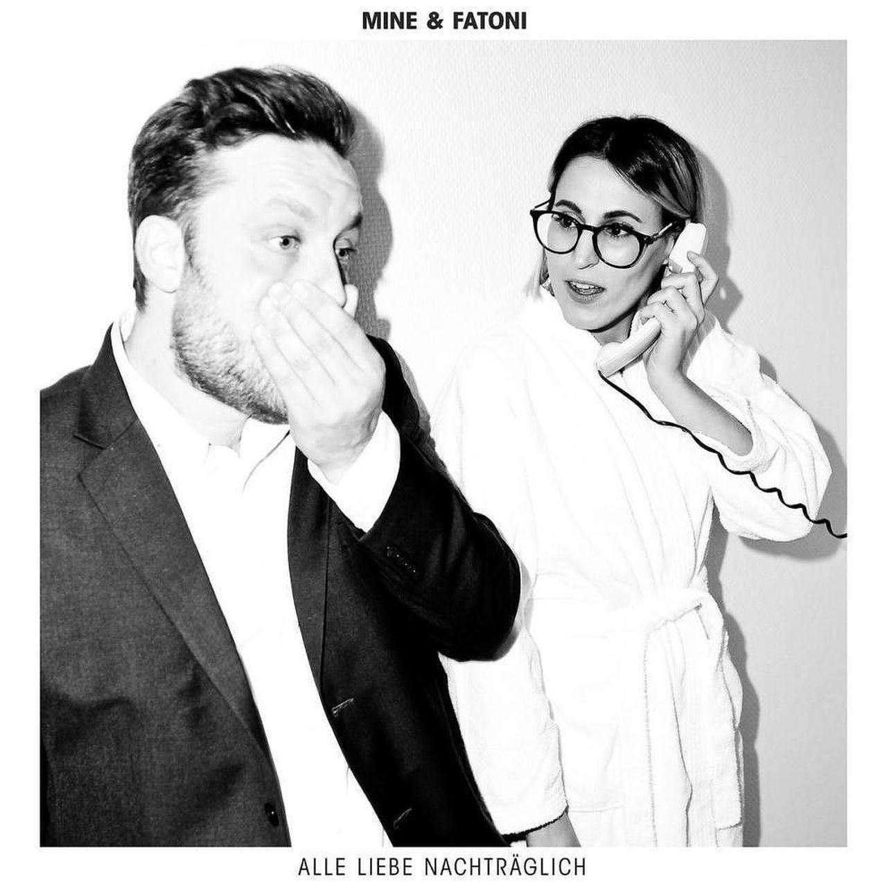 """Mine & Fatoni Cover """"Alle Liebe Nachträglich"""""""
