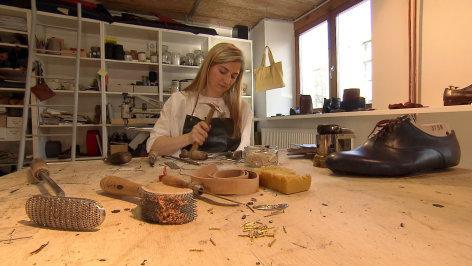 Heimat Österreich  Mit Hand und Herz - altes Handwerk