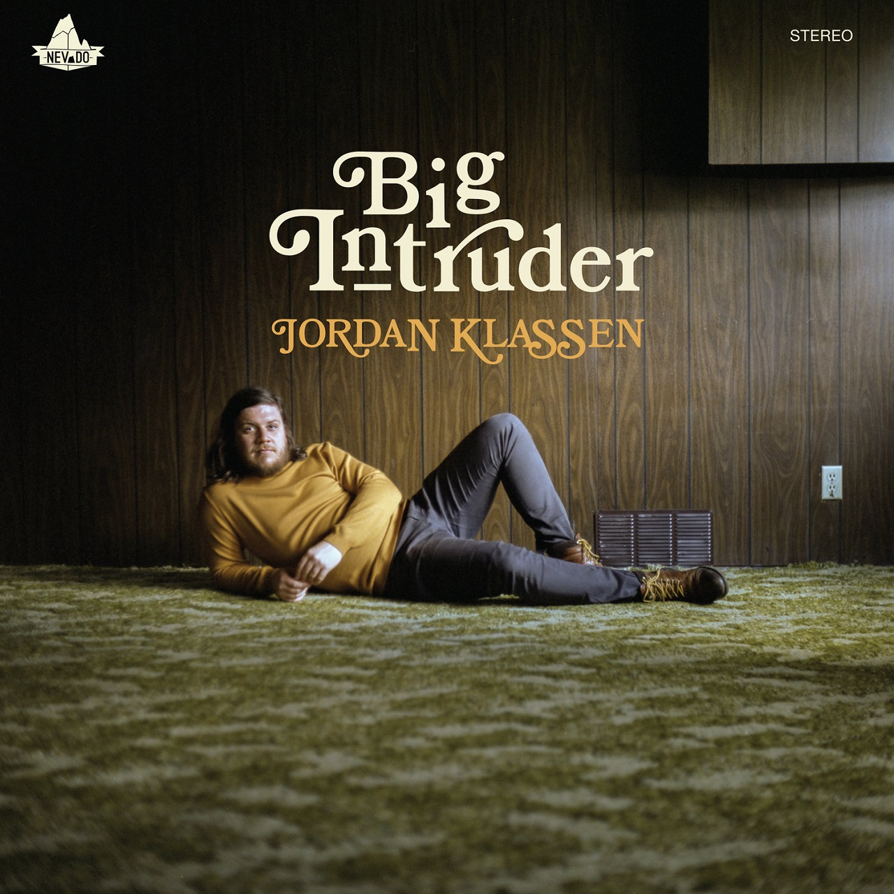 "Cover ""Big Intruder"" Jordan Klassen"