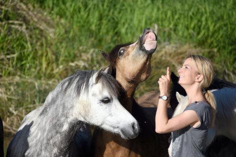 Wilde Reise mit Erich Pröll  Pferdemenschen (3/3)
