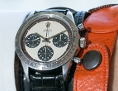 Rolex Uhr auf Handgelenk