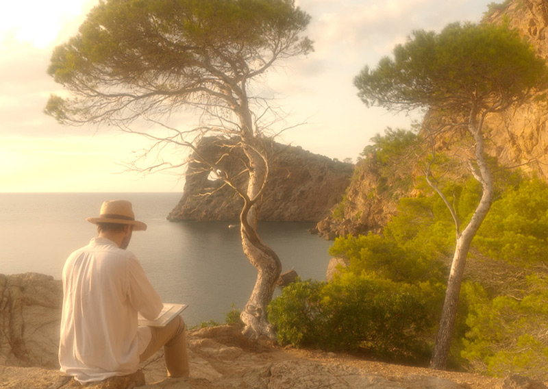 Ausschnitt aus dem Salvator-Film