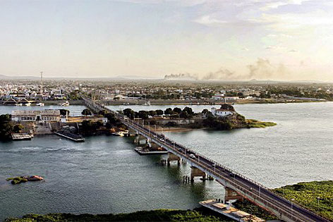 Sao-Francisco-Fluss in Brasilien