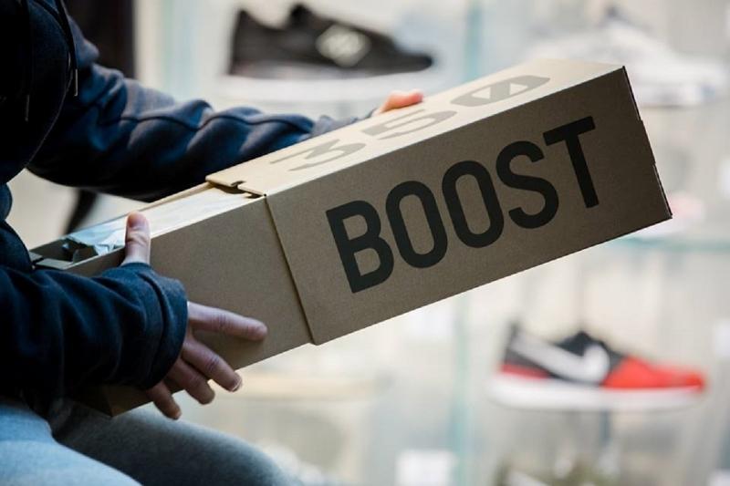 Sneakerkauf