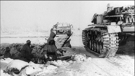 Stille Nacht in Stalingrad