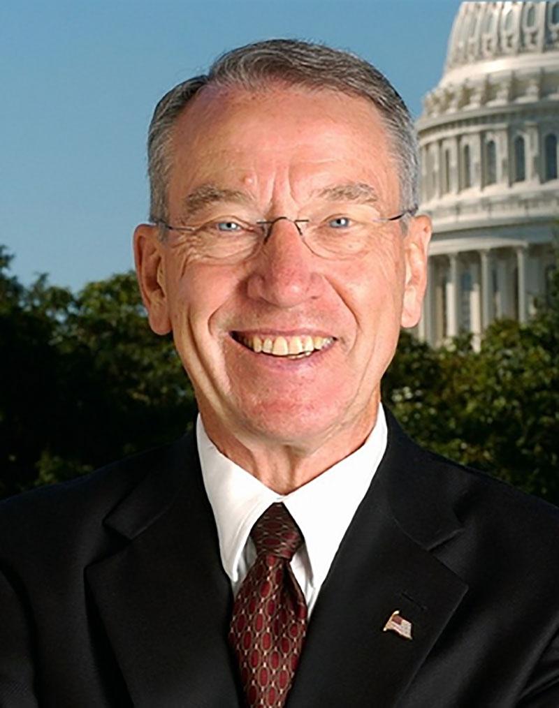 US-Senator Chuck Grassley