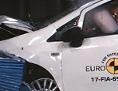 Der Fiat Punto im Crashtest