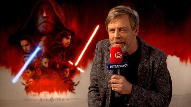 Mark Hamill im Ö3-Interview