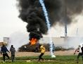 Unruhen im Gazastreifen wegen der Anerkennung Jerusalems