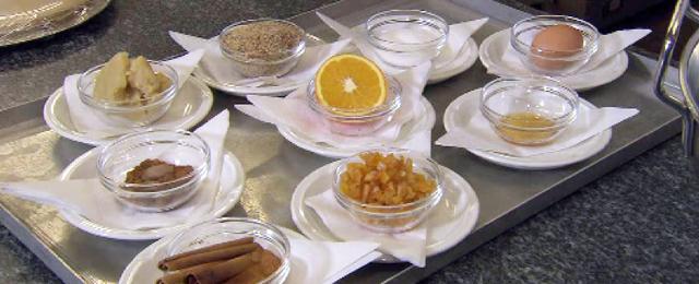 Zutaten Lebkuchen