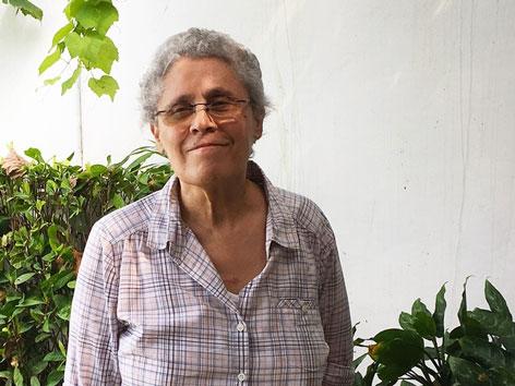 Nicaragua Guerillera Dora Maria Tellez