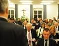 Evangelische Generalsynode im Dezember 2017 in Linz, ua. mit Bischof Bünker