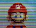 Super Mario - Figur aus Videospiel