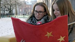 Linz liest eine Weihnachtsgeschichte beim Ö3-Weihnachtswunder