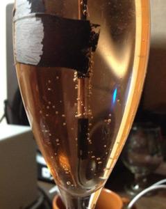 "Unter-""Champagner""-Mikrofon"