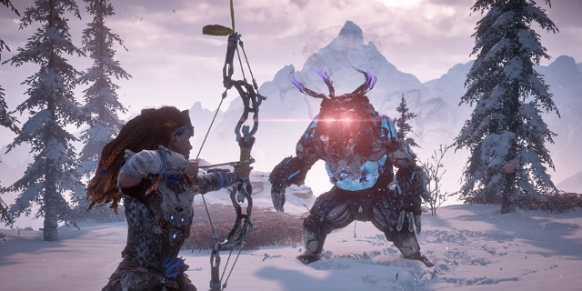 Spielescreenshot von Horizon Zero Awn
