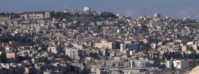 Panorama von Nazareth
