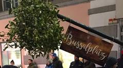 Kulturverein Weichstetten und ein Mistelzweig