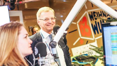 Landeshauptmann Mag. Thomas Stelzer