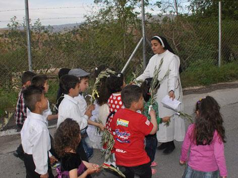 Larsa Khazmee Ordensschwester Ärztin Flüchtlinge Irak Christen