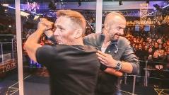 """Andi und Robert tanzen zu """"Last Christmas"""""""