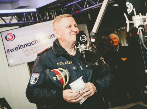 Stadtpolizeikommandant in Linz