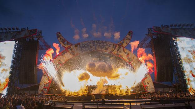 AC/DC Konzert in Spielberg 2015