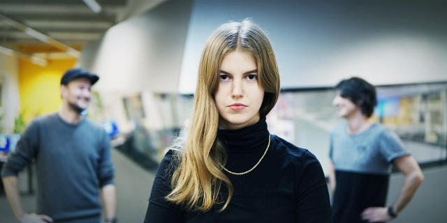 Antonia Reframed