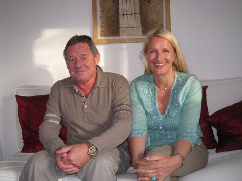 Claudia Stöckl und Wolfgang Ambros