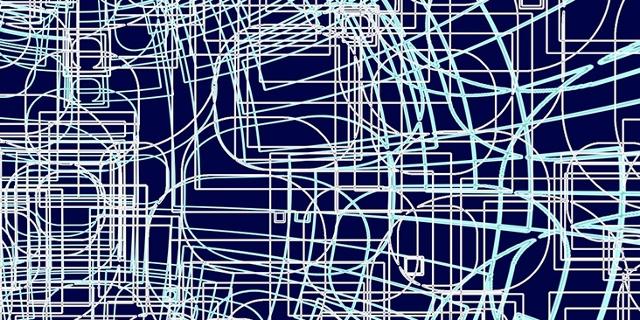 Grafik Netzlinien
