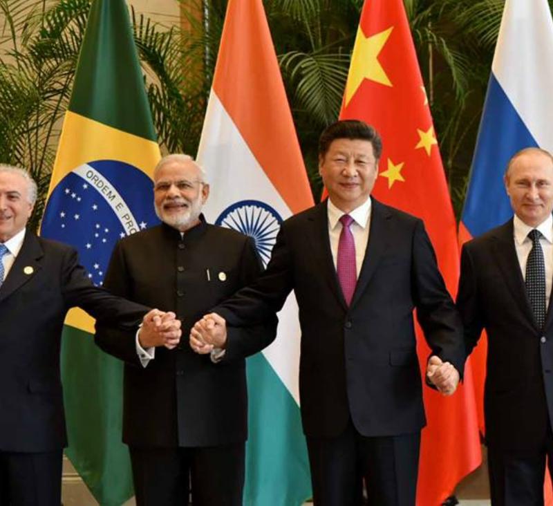 Treffen der BRICS-Staaten 2016