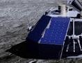 Lander MX-1 auf dem Mond