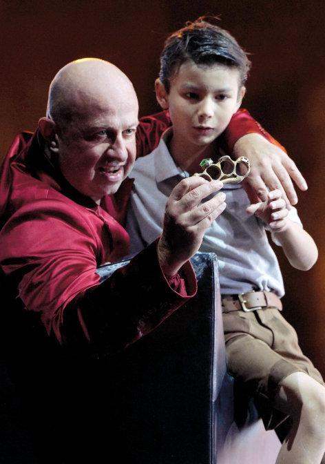 Ring-Trilogie aus dem Theater an der Wien