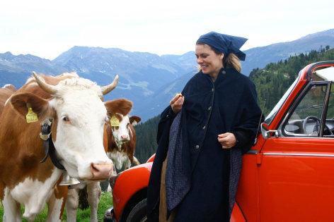 Die kulinarischen Abenteuer der Sarah Wiener  Die Kunst der Tiroler Brezn
