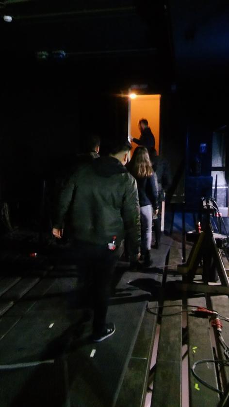 Bühne oida! Besuch im volkstheater 2017