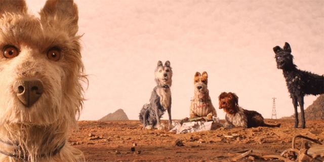 Isle Of Dogs: Animierte Hunde