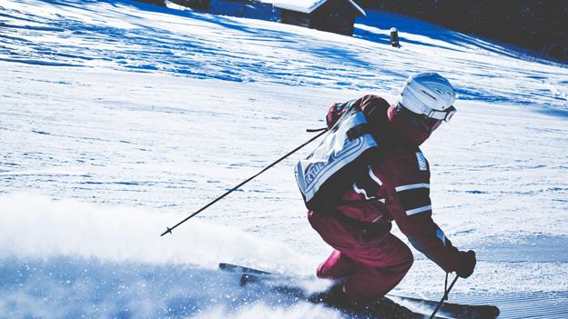 Skifahren, Piste, Ski, Schi