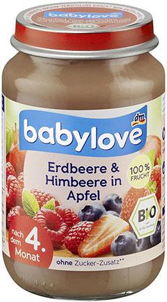 Babybrei babylove