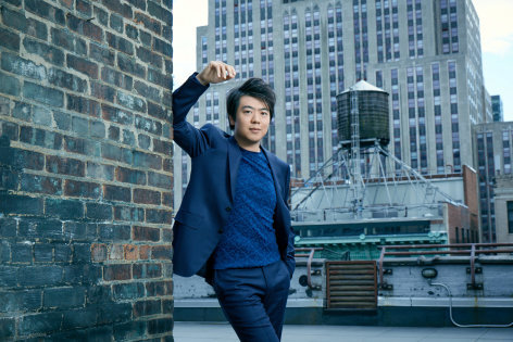 Lang Lang in New York
