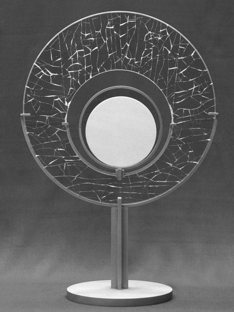 Glasmonstranz Pietra Löbl