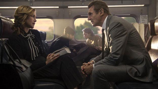 "Szene aus ""The Commuter"""