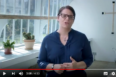 Pro Oriente-Büroleiterin Regina Augustin erklärt auf Youtube Fakten zur Ökumene