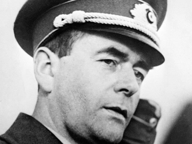 Porträtfoto von Albert Speer