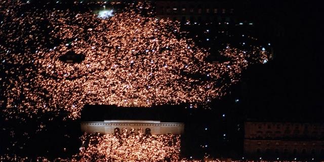 Das Lichtermeer 1993