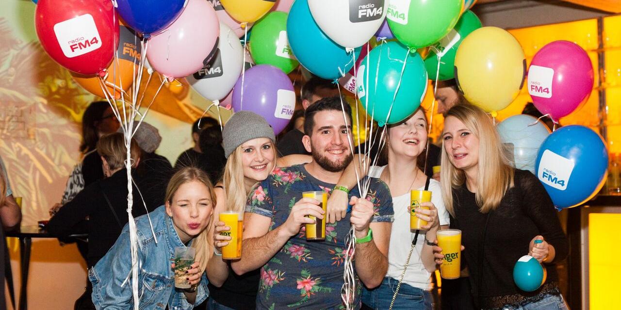 FM4 Geburtstagsfest 2018