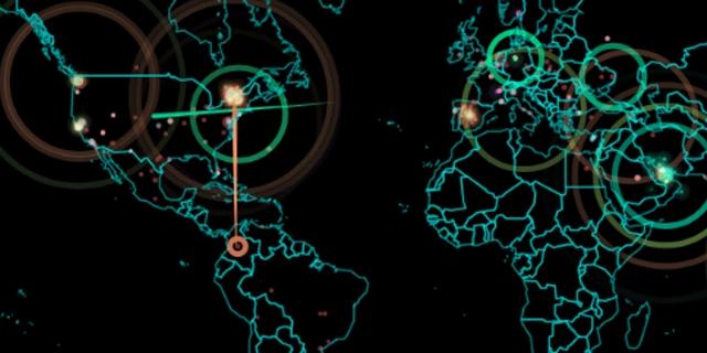 Threatmaps