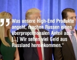 Im Brennpunkt  Gefährliche Verbindungen: Trump und seine Geschäftspartner