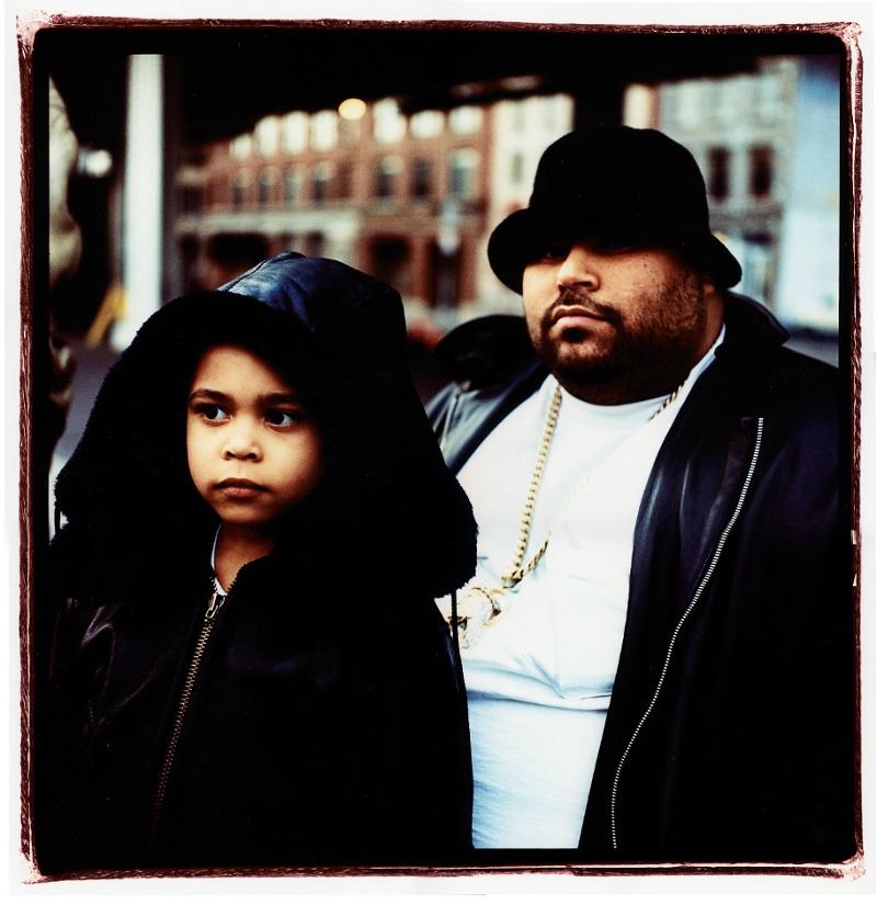 Big Punisher & Son